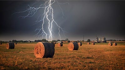 Lightning and Electric Fences: How to Protect Your Livestock and Property
