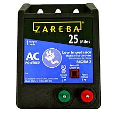 Zareba® 25 Mile AC Powered Low Impedance 25 Mile Charger