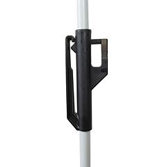 Fiber Glass Post w Clips 100PK - 1-Pack