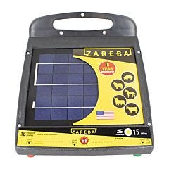 Zareba® 15-Mile Solar Low Impedance Fence Charger - 1-Pack