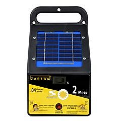 Zareba® 2 Mile Solar Low Impedance Charger - 1-Pack