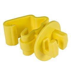 Zareba® Yellow T-Post Wrap-Around Insulator