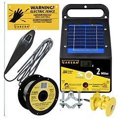 Zareba® Solar Garden Protection Kit For Existing Fences