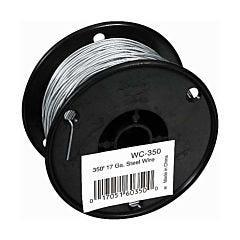 Zareba® 350 ft 17 Gauge Galvanized Steel Wire